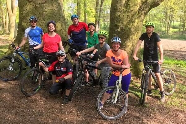 Funbreaks - Single Event - Foto's Mountainbike Clinic