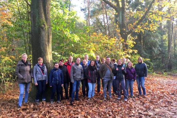 Funbreaks - Single Event - Herfstwandeling Kaapse Bossen