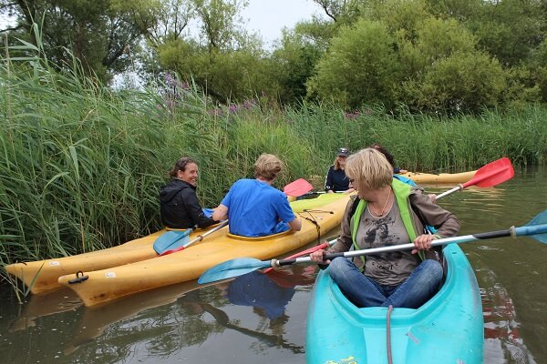 Funbreaks - Single Event - Kajakken Biesbosch