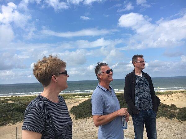 Funbreaks - Single Event - Strand- en Duinwandeling