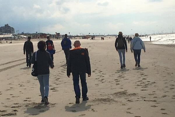 Funbreaks - Single Event - Strand-en Duinwandeling