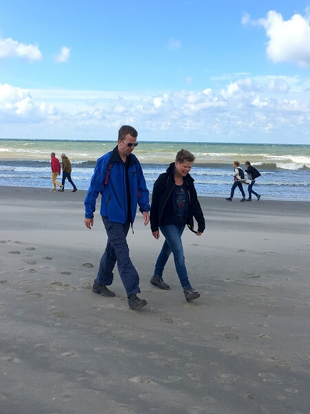 Funbreaks - Single Event - Strand-en Duinwandeling