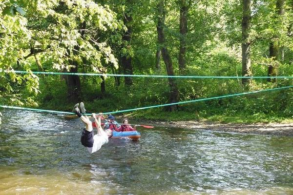 Funbreaks - Single Event - Single Weekend Ardennen
